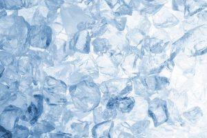 Gelo de boa procedência