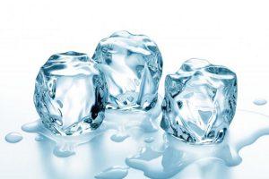 Procedência do gelo que você consome