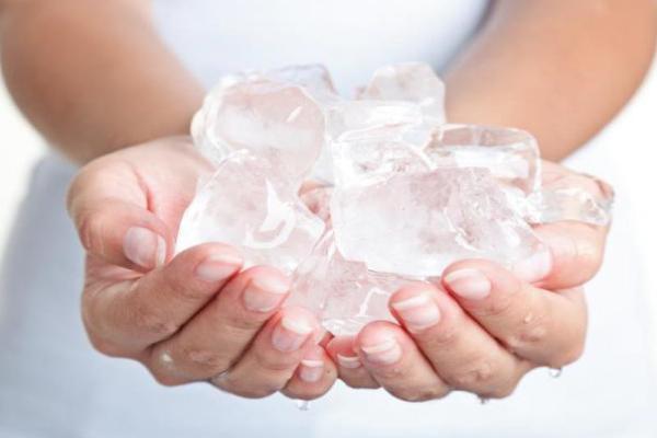 As melhores formas de utilizar o gelo